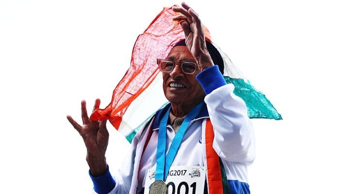 വേള്ഡ് മാസ്റ്റേഴ്സ് ഗെയിംസ്: 100 മീറ്റർ ഓട്ടത്തിൽ 101 കാരന് സ്വർണം