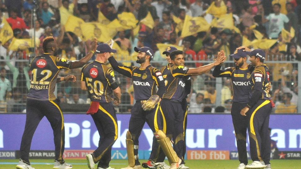 IPL 2018: 71 റണ്സിന് ഡല്ഹിയെ പരാജയപ്പെടുത്തി കൊല്ക്കത്ത നൈറ്റ് റൈഡേഴ്സ്