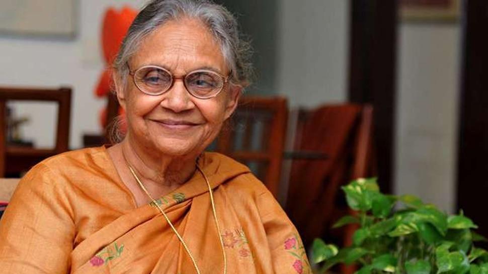 ഡല്ഹി മുന് മുഖ്യമന്ത്രി ഷീല ദീക്ഷിത് അന്തരിച്ചു