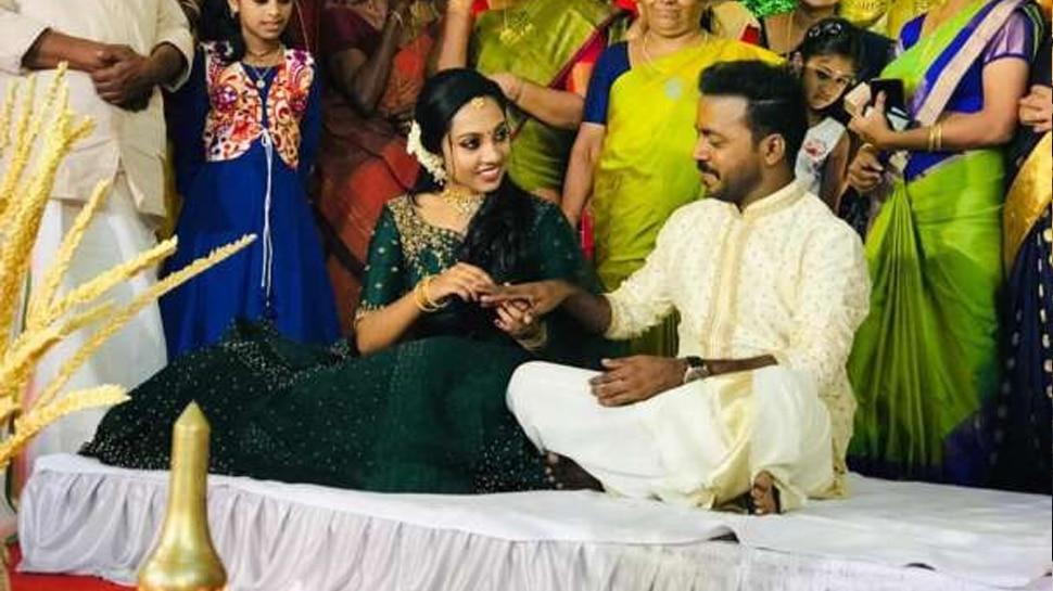 ചലച്ചിത്ര താരം വിഷ്ണു ഉണ്ണികൃഷ്ണന് വിവാഹിതനാകുന്നു!