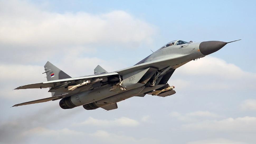 രാത്രി കാവലിന് വേണ്ടിവന്നാൽ ലേയിൽ നിന്നും MiG-29 പറക്കും..!