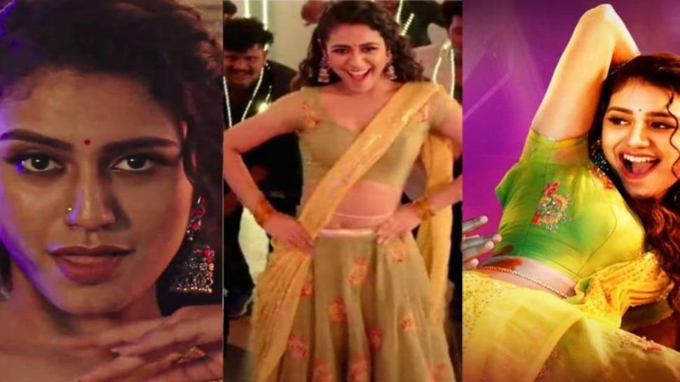 viral video: പ്രിയ വാര്യരുടെ ഐറ്റം ഡാൻസ് സൂപ്പർഹിറ്റ് ..!