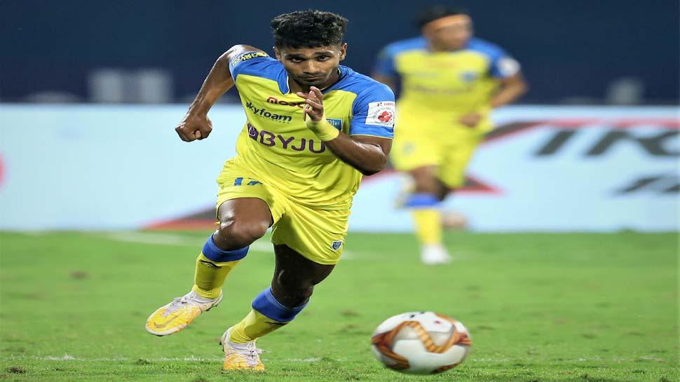 ISL 2020-21: സമനില അല്ല, ഇത്തവണ Injury Time ൽ KP Rahul ന്റെ ഗോളിൽ Kerala Blasters ന് ജയം