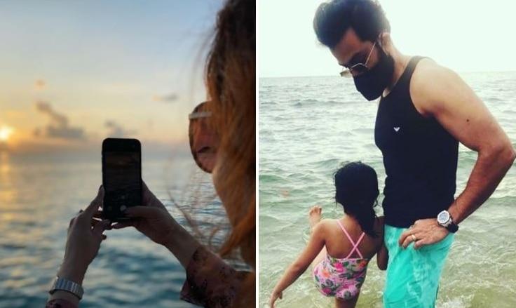 Prithviraj in Maldives: അല്ലിക്കൊപ്പം അവധി ആഘോഷിച്ച് പൃഥ്വി