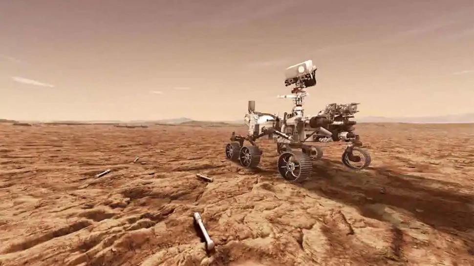 NASA യുടെ Perseverance Rover ദൗത്യം വിജയം; ചൊവ്വയിലെ ജീവന്റെ സാന്നിധ്യമറിയാൻ ഇനി താമസമില്ല