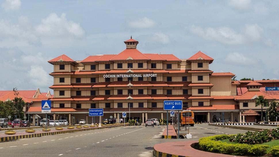Threat Call : Kochi International Airport ൽ ബോംബ് ഭീഷിണിയെ തുടർന്ന് സുരക്ഷ ശക്തമാക്കി