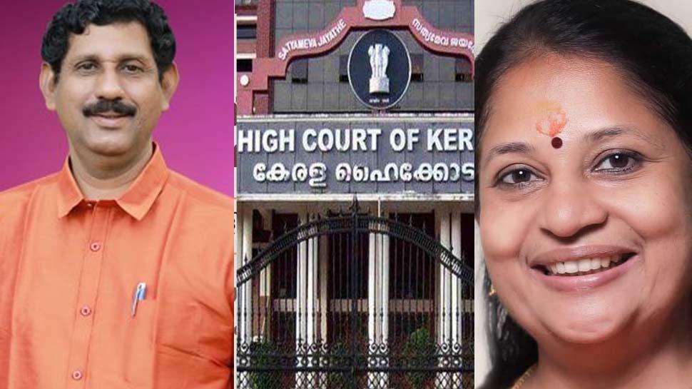 Kerala Assembly Election 2021 : ബിജെപി സ്ഥാനാർഥികളുടെ പത്രിക തള്ളിയ സംഭവത്തിൽ കോടതിക്ക് ഇടപെടാൻ സാധിക്കുമോ എന്ന് ഇന്നറിയാം, ദേവികുളത്തെ എഡിഎംകെ സ്ഥാനാർഥി ഇന്ന് ഹർജി സമർപ്പിച്ചേക്കും