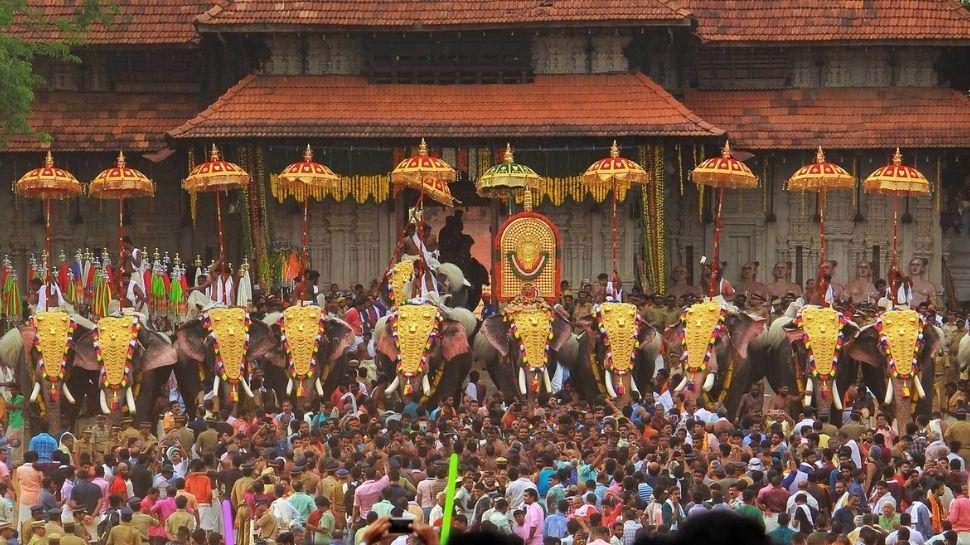 Thrissur Pooram 2021: ഇന്ന് പൂരം, കണിമംഗലം ശാസ്താവ് എഴുന്നള്ളി, ആരവങ്ങളില്ലാതെ ഇന്ന് ഇലഞ്ഞിച്ചോട്ടിൽ പാണ്ടി