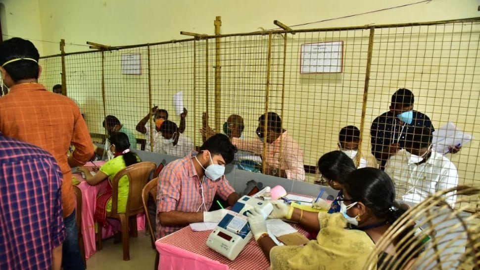 Kerala Assembly Election 2021 Result Live: കോട്ടയത്ത് ആറിടത്ത് എൽ.ഡി.എഫ്, പൂഞ്ഞാറിൽ പി.സി ജോർജിന് അടി പതറുന്നു