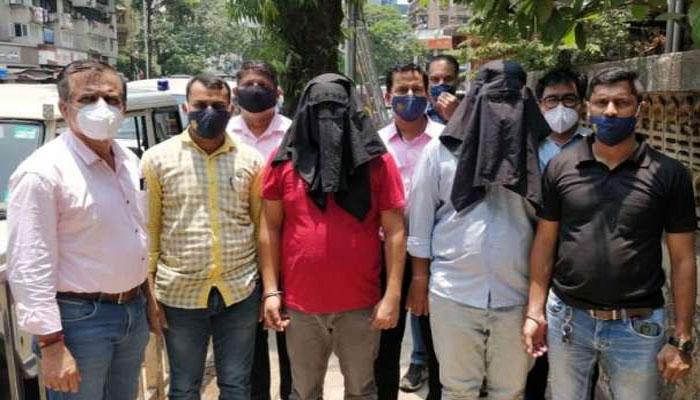 Mumbai: 21 കോടിയുടെ യൂറേനിയവുമായി രണ്ടുപേർ മുംബൈയിൽ പിടിയിൽ