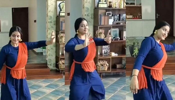 Anu Sithara യുടെ പുതിയ നൃത്ത വീഡിയോ സോഷ്യൽ മീഡിയയിൽ വൈറലാകുന്നു