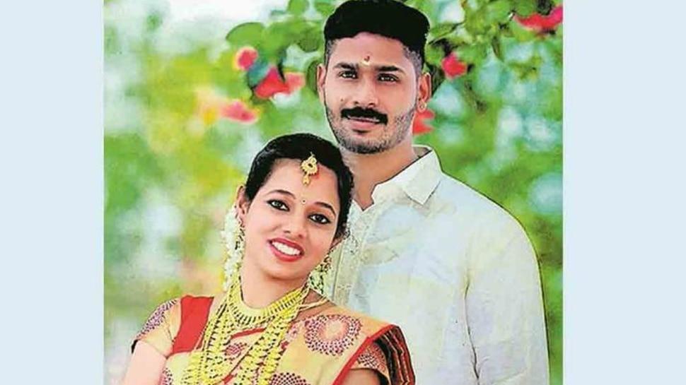 Idukki Dhanya Death Case : ഭർതൃഗൃഹത്തിൽ യുവതി തൂങ്ങി മരിച്ച സംഭവത്തിൽ ഭർത്താവ് അറസ്റ്റിൽ
