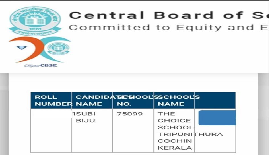 Breaking : CBSE 10th Result 2021 : സിബിഎസ്ഇ പത്താം ക്ലാസ് പരീക്ഷ ഫലങ്ങൾ ഇന്ന് ഉച്ചയ്ക്ക് 12 മണിക്ക് പ്രഖ്യാപിക്കും