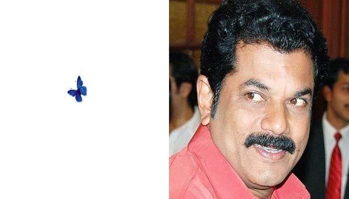 Mukesh Methil Devika Divorce: സിനിമാതാരം മുകേഷ് പറത്തിവിട്ട നീല പൂമ്പാറ്റയുടെ  (blue butterfly) പൊരുള് അറിയുമോ?