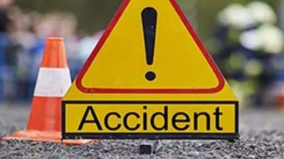 Accident in Eramalloor  കോവിഡ് രോഗിയുമായി പോയ ആംബുലൻസ്  ഇടിച്ചു,ഒരു മരണം