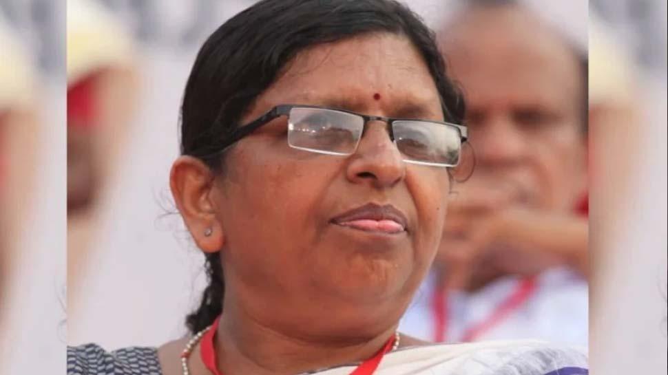 Kerala Women's Commission Chairperson : അഡ്വ. പി സതീദേവി ഒക്ടോബർ ഒന്നിന്  കേരള വനിത കമ്മീഷൻ അധ്യക്ഷയായി ചുമതലയേൽക്കും