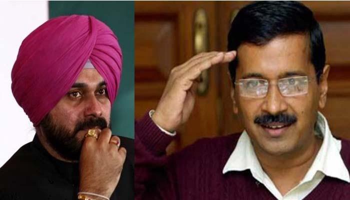 Navjot Singh Sidhu: കളം നിറഞ്ഞ് കളിച്ച് നവ്ജ്യോത് സിംഗ് സിദ്ദു,  ഇരുട്ടില് തപ്പി  കോണ്ഗ്രസ്....! കലക്കവെള്ളത്തില്  മീന് പിടിയ്ക്കാന് AAP...!!