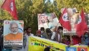 PM Modi in Pakistan: പാക്കിസ്ഥാനിൽ മോദിയുടെ പോസ്റ്ററുമായി ആളുകൾ തെരുവിൽ