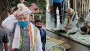 Governor Arif Mohammed Khan ഇരുമുടികെട്ടുമായി പതിനെട്ടാം പടി കയറി ശബരിമലയിൽ ദർശനം നടത്തി