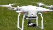 Drones: ഡ്രോണിനെ വീഴ്ത്താൻ റബറുണ്ടയുമായി സുരക്ഷാസേന