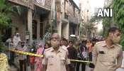 Fire broke out in Old Seemapuri: ഡൽഹി ഓൾഡ് സീമാപുരിയിൽ തീപിടുത്തം; 4 പേർ ശ്വാസം മുട്ടി മരിച്ചു
