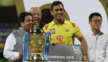 IPL 2018: ഹൈദരാബാദിനെ എട്ട് വിക്കറ്റിന് തകര്ത്ത് ചെന്നൈ കിരീടം നേടി