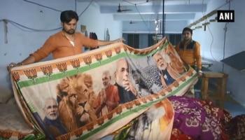video: വസ്ത്ര വിപണിയില് തരംഗമായി മോദി സാരികള്