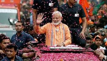 പ്രധാനമന്ത്രി നരേന്ദ്രമോദി വാരണാസിയില് ഇന്ന് പത്രിക സമര്പ്പിക്കും