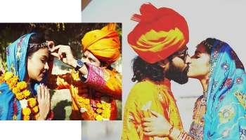 See Pics: കാമുകന് ഭവ്നീന്ദര് സിംഗുമായി അമലയുടെ രഹസ്യ വിവാഹം!
