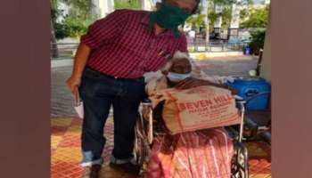 ഇതാണ് ആത്മവിശ്വാസം!! 101-ാം വയസ്സില് കോവിഡിനെ തോല്പ്പിച്ച് മങ്കമ്മ