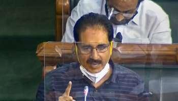 NK Premachandran MP-യ്ക്ക് COVID 19 സ്ഥിരീകരിച്ചു