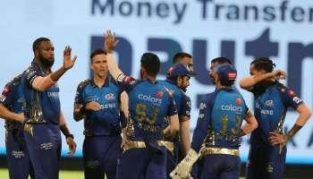 IPL 2020: മുംബൈക്കെതിരെ കൊൽക്കത്തയ്ക്ക് തോൽവി