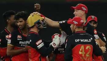 IPL 2020: തകര്ത്തടിച്ച് കോഹ്ലി; ചെന്നൈയെ  37 റണ്സിന് തകര്ത്ത് ബാംഗ്ലൂര്