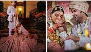 Kajal Aggarwal ന്റെ വിവാഹ ചിത്രങ്ങൾ വൈറലാകുന്നു