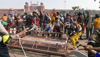 Farmers Protest: Singhu, Tikri അതിർത്തികളിൽ ഇന്റർനെറ്റ് സേവനങ്ങൾ താത്ക്കാലികമായി നിർത്തിവെച്ചു