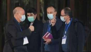 Covid 19 രോഗത്തിന്റെ ഉത്ഭവം കണ്ടെത്താൻ World Health Organization വുഹാനിലെ China virus lab സന്ദർശിച്ചു