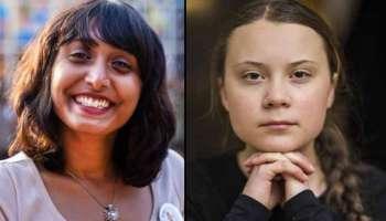 Toolkit Case ൽ അറസ്റ്റിലായ  Disha Ravi യെ പിന്തുണച്ച്  Greta Thunberg