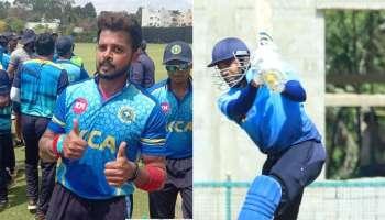 Vijay Hazare Trophy 2021: UP യെ തകർത്ത് കേരളത്തിന് രണ്ടാം ജയം, Sreesanth ന് 15 വർഷത്തിന് ശേഷം അഞ്ച് വിക്കറ്റ് നേട്ടം