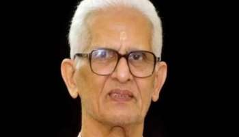 കവിയും ഭാഷപണ്ഡിതനുമായ Vishnu Narayanan Namboothiri അന്തരിച്ചു