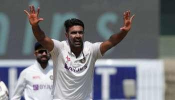 India vs England Pink Test : 400 Test Wicket ക്ലബിൽ ഇടം നേടി R Ashwin, ഏറ്റവും വേഗത്തിൽ 400 ടെസ്റ്റ് വിക്കറ്റ് നേടുന്ന രണ്ടാമത്തെ താരം