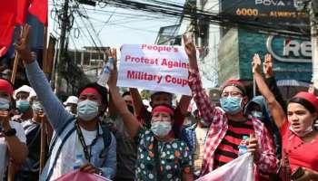 Myanmar Military Coup: സൈന്യം എഴുപതിലേറെ പേരെ കൊന്നൊടുക്കി; മരിച്ചതിലേറെയും യുവാക്കൾ: UN മനുഷ്യാവകാശ വിദഗ്ദ്ധൻ
