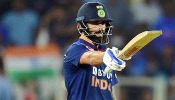India vs England : Twenty 20 യിൽ ആദ്യമായി 3000 റൺസ് നേടുന്ന താരമായി Virat Kohli