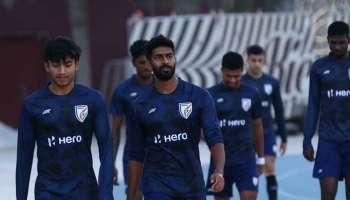 India vs UAE Friendly Match : ഒമാനിനെ സമനിലയിൽ തളച്ച ആത്മവിശ്വാസത്തിൽ ഇന്ത്യ ഇന്ന് ശക്തരായ യുഎഇക്കെതിരെ ഇറങ്ങും, മത്സരം രാത്രി 8.30ന്