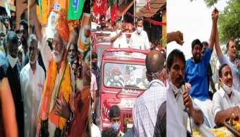 Kerala Assembly Election2021:പരസ്യ പ്രചാരണം തീർന്നു, ഇനി നിശബ്ദം വോട്ട് ചോദിക്കാം