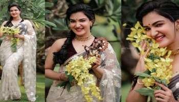 Vishu 2021: കണിക്കൊന്നയും കണ്ണനുമായി വിഷു ആശംസ നേർന്ന് Honey Rose