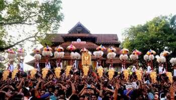 Thrissur Pooram 2021: പാപ്പാൻമാർക്ക്  കോവിഡ് നെഗറ്റീവ് സർട്ടിഫിക്കറ്റ്, നിബന്ധം, ഫിറ്റ്നസ് പരിശോധിക്കാൻ 40 അംഗ സംഘം