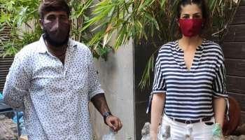 Delhi യിലെ കോവിഡ് രോഗികൾക്ക് ഓക്സിജൻ എത്തിച്ച് നൽകി Raveena Tandon