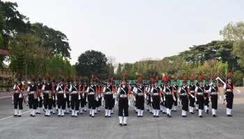 Military Police ലെ ആദ്യ വനിത ബാച്ചിനെ Indian Army യിൽ ഉൾപ്പെടുത്തി : ചിത്രങ്ങൾ കാണാം
