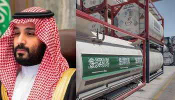 Saudi Oxygen to India: ഇന്ത്യക്ക് 60 ടണ് ലിക്വിഡ് ഓക്സിജന്  നൽകി സൗദി