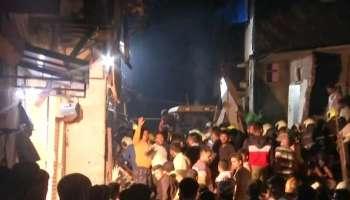 Mumbai Building Collapse: കനത്ത മഴയിൽ മുംബൈയിൽ കെട്ടിടം തകർന്നു വിണു,ഒൻപത് പേർ മരിച്ചു